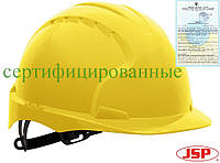 Каска защитная от ударов током (электрическая изоляция) EVO3 (JSP Великобритания) KAS-EVO3 Y