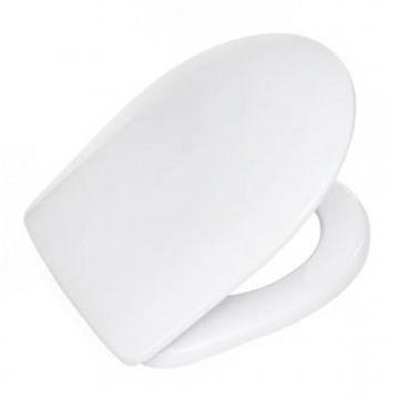 Крышка сиденье для унитаза уклад су.66.07.80 пластик. креплении