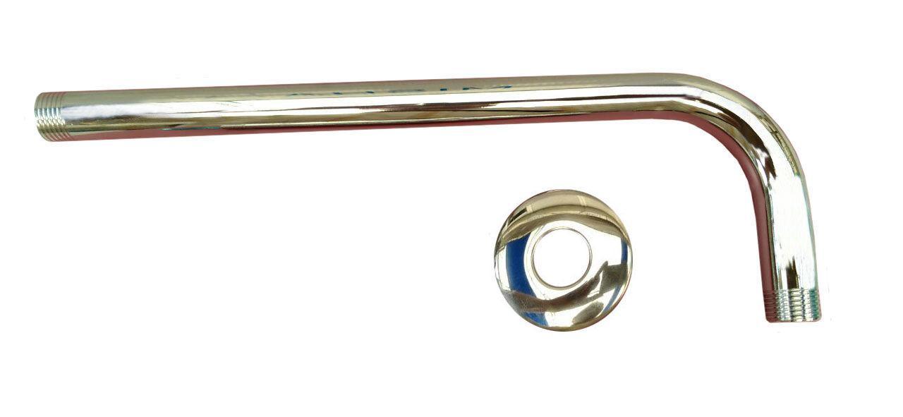 Металлическое удлинение большое для потолочной лейке