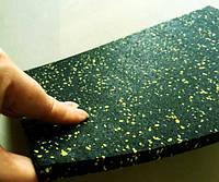 Резиновый мат 1200х1800(1750)*20мм цветной