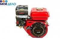 Двигатель WEIMA BT170F-S (HONDA GX210) (шпонка, вал 20мм), бензин 7.5 л.с.