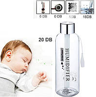 Распродажа! Ультразвуковой увлажнитель воздуха Round bottles 300 ml, TS-1003A