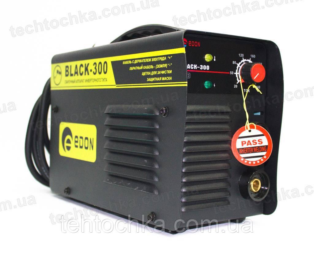 Сварочный инвертор EDON BLACK - 300