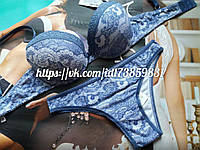 Женское нижнее белье  Kleo 1838 синий