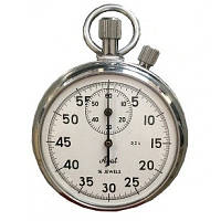 Секундомер 2-х кнопочный механический СОСпр-2б-2-000 Агат