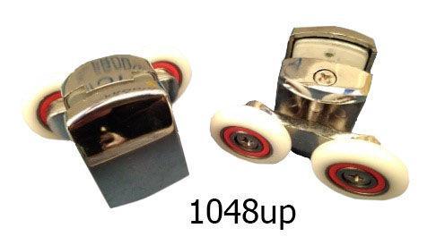 Ролики для душевой кабины 10048up