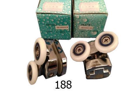 Ролики для душевой кабины 1088