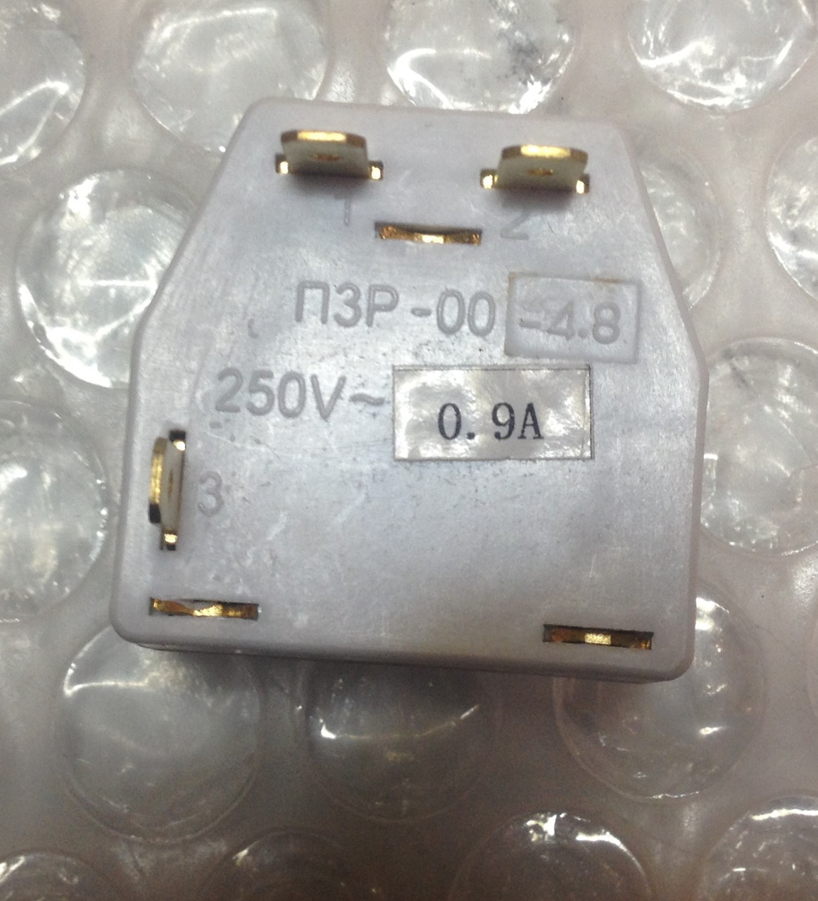 Пусковое реле ПЗР-0,9A для холодильника