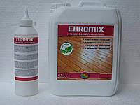 Лак паркетный Euromix полиуретановый 2К