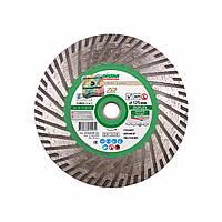 Алмазный диск Distar 1A1R Turbo 125 x 2,8 x 8/25 x 22,23 / M14F Duplex 7D (10117126010), фото 1