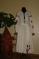 Вышитое платье для венчания., фото 1