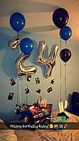 Шарики на день рождения недорого с доставкой в Днепре, фото 1