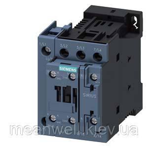 Контакторы Siemens 3RT2326-1BB40 AC-1 26KW/400 V, DC 24V, 4-ПОЛЮСА, 4NО ТИП S0