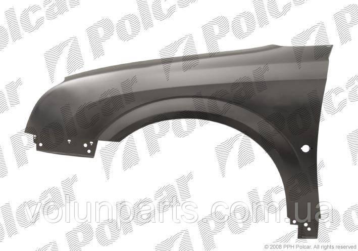 Крыло переднее правое Opel Vectra C 02-05