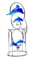 Маятник инерционный Дельфины