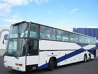 Лобовое стекло автобуса нижнее DAF SBR 3000