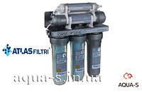 Система обратного осмоса OASIS DP PUMP UV RE6075342 ATLAS FILTRI