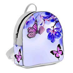"""Рюкзак """"Бабочка на орхидеи"""""""