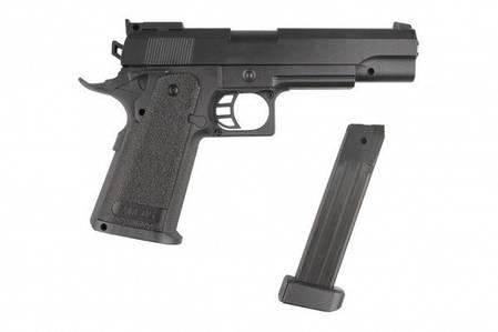 Іграшковий пістолет «Airsoft Gun» CYMA ZM05 (метал+пластик), фото 2