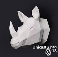 НОВИНКА! Бюджетный полиуретановый пластик УникастПроUnicast pro18 ярко-белый
