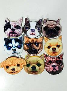 Детский кошелек - собачки 128-1