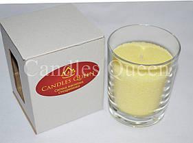 Набор для создания насыпной свечи (светло-желтая)
