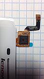 Дисплей для Lenovo A5000 білий, з тачскріном TTCT050231, фото 3