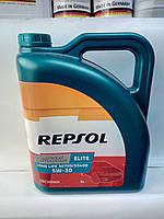 Моторное синтетическое масло Repsol Elite Long Life 50400/50700 5w30 5l