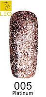 Гель-лак Leo platinum 005 (9 мл)