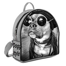 """Модный рюкзак """"Собака в очках"""""""