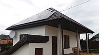 Солнечная электросанция 7 кВт