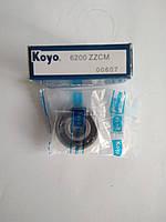 Подшипник KOYO (6200) 10*30*9