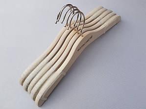 Плечики вешалки детские Women Secret цвета натурального дерева, длина 33 см, 5 шт в упаковке
