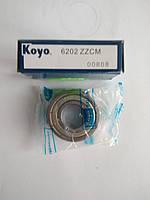 Подшипник KOYO (6202) 15*35*11 промежуточного вала HONDA