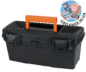 Органайзер автомобильный в багажник/для инструментов 15,5'' (черный)