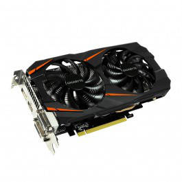 Видеокарта GIGABYTE GeForce GTX 1060 WINDFORCE OC 3G (GV-N1060WF2OC-3GD), фото 2