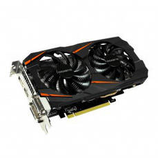 Видеокарта GIGABYTE GeForce GTX 1060 WINDFORCE OC 3G (GV-N1060WF2OC-3GD)