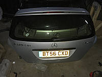 Крышка багажника mercedes w251 r-class