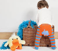 Леггинсы для детей, детские гамаши, размер 90 (12-24 мес.)