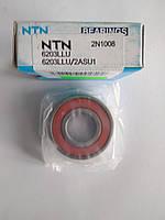 Подшипник коленвала TACT AF16, GY6 50 (6203, 17-40-12) 'NTN'