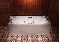 Гидромассажная ванна с врезным смесителем Triton Персей, 1900х900х645 мм
