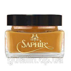 Крем для взуття Saphir Medaille d'or Creme Cordovan колір рудо-коричневий (19) 75 мл