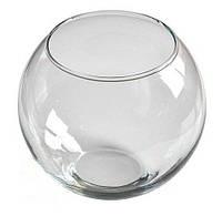 Аквариум шар (Круглый аквариум, ваза, свеча) 3 л.