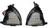Штатная LED подсветка зеркал Volkswagen Golf 5,Jetta,Passat, фото 1