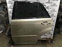 Дверь задняя левая lexus rx300