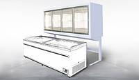 Морозильный шкаф Канзас HLT-1,875 ШХНД(Д) Технохолод