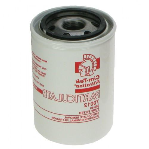 Фільтр тонкого очищення дизельного палива, 400-30 (до 80 л / хв) CIM-TEK