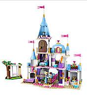 Конструктор Senco Sy 325 Замок Золушки 669 дет (аналог Lego Disney Princess 41055)
