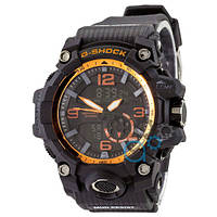 Часы Casio G-Shock GG-1000 Black-Orange