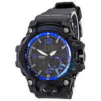 Часы Casio G-Shock GG-1000 Black-Blue